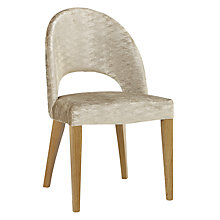 Buy John Lewis Moritz Dining Chair, Travertine Online at johnlewis.com