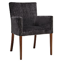 Buy John Lewis Helene Dining Chair, Grey Online at johnlewis.com