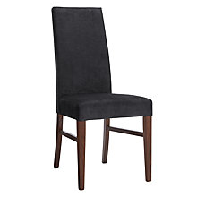 Buy John Lewis Vanessa Dining Chair, Black Online at johnlewis.com