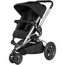 Buy Quinny 2015 Buzz Xtra Pushchair, Rocking Black Online at johnlewis.com