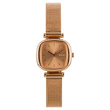 Buy Komono KOM-W1241 Women's Moneypenny Watch, Royale Rose Gold Online at johnlewis.com