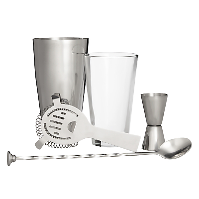 John Lewis Boston Cocktail Gift Set