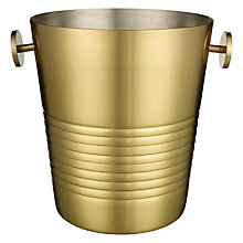 Buy John Lewis Boutique Hotel Champagne Bucket Online at johnlewis.com