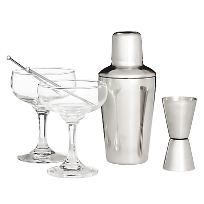John Lewis Martini for Two Gift Set
