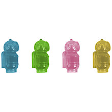 Buy Kikkerland Deep Sea Divers Drinks Coolers, Set of 8 Online at johnlewis.com