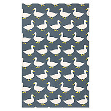 Buy Anorak Waddling Ducks Tea Towels, Pack of 2 Online at johnlewis.com
