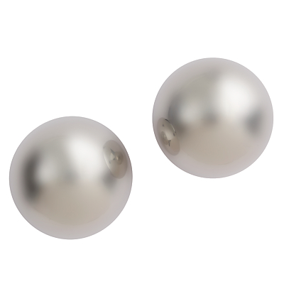 John Lewis Metal Ice Balls, Set of 2