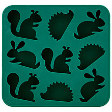 Buy Kikkerland Woodland Creatures Ice Tray Online at johnlewis.com