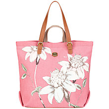 Buy Nica Sheila Tote Bag, Rose Online at johnlewis.com