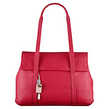 Buy Radley Chiswick Park Large Leather Tote Bag Online at johnlewis.com