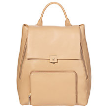 Buy Modalu Agatha Large Leather Rucksack Online at johnlewis.com