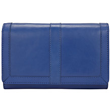 Buy John Lewis Emma Leather Large Flapover Purse Online at johnlewis.com