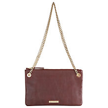 Buy Somerset by Alice Temperley Taunton Acrossbody Leather Clutch Bag Online at johnlewis.com
