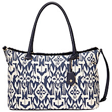Buy Modalu Austen Weekend Bag, Navy Online at johnlewis.com
