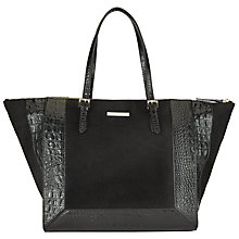 Buy Somerset by Alice Temperley Luxborough Leather Grab Bag Online at johnlewis.com