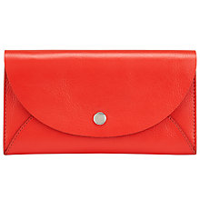 Buy Kin by John Lewis Lisa Foldover Leather Purse Online at johnlewis.com