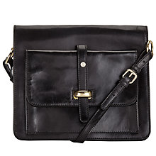Buy Somerset by Alice Temperley Edington Pocket Crossbody Leather Bag Online at johnlewis.com