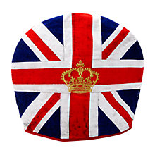 Buy Crown and Union Jack Tea Cosy Online at johnlewis.com
