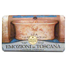 Buy Nesti Dante Emozioni in Toscana Acque Termali Soap, 250g Online at johnlewis.com