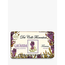 Buy Nesti Dante Dei Colli Fiorentini Lavenda Soap, 250g Online at johnlewis.com