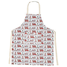 Buy Milly Green London Apron With Pockets Online at johnlewis.com