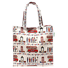Buy Milly Green Celebrating Britain Shopper Bag Online at johnlewis.com