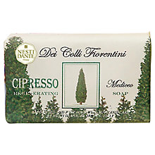 Buy Nesti Dante Dei Colli Fiorentini Cipresso Soap, 250g Online at johnlewis.com