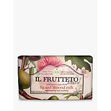 Buy Nesti Dante Il Frutteto Fig & Almond Milk Soap, 250g Online at johnlewis.com