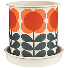 Buy Orla Kiely Plant Pot, Large Online at johnlewis.com