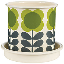 Buy Orla Kiely Plant Pot, Small Online at johnlewis.com