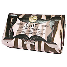 Buy Nesti Dante Chic Animalier Soap, White, 250g Online at johnlewis.com