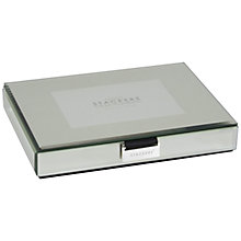 Buy Stackers Glass Jewellery Box Lid with Photo Frame Online at johnlewis.com