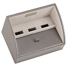 Buy Stackers Mini Stacker Valet, Mink Online at johnlewis.com