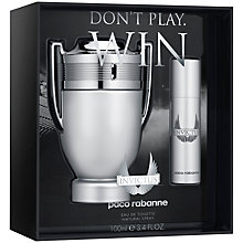 Buy Paco Rabanne Invictus Eau de Toilette Gift Set Online at johnlewis.com