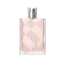 Buy Burberry Brit Rhythm Floral Women's Eau de Toilette, 50ml Online at johnlewis.com
