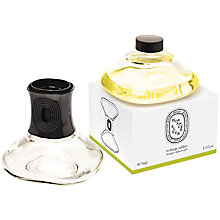 Buy Diptyque Fleur D'Orange Hour Glass Diffuser Refill Online at johnlewis.com