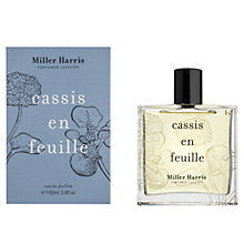 Buy Miller Harris Cassis En Feuille Eau de Parfum Online at johnlewis.com