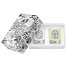 Buy Diptyque Tuberose & Baies Scented Candle Set, 2 x 70g Online at johnlewis.com