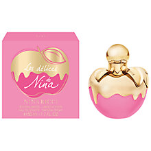 Buy Nina Ricci Les Délices de Nina Eau de Toilette, 50ml Online at johnlewis.com