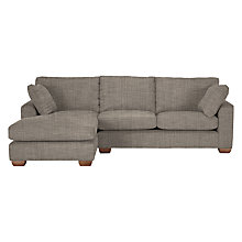 Buy John Lewis The Basics Hadley LHF Chaise End Sofa Online at johnlewis.com