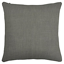 Buy John Lewis Scatter Cushion, Athena Charcoal Online at johnlewis.com