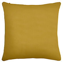 Buy John Lewis Scatter Cushion, Ruben Yellow Online at johnlewis.com