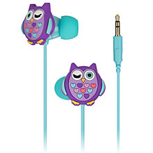 Buy KitSound Owl In-Ear Headphones Online at johnlewis.com