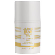 Buy James Read Day Tan SPF15 Face, 50ml Online at johnlewis.com