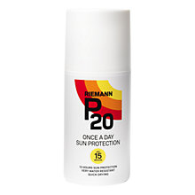 Buy P20 Once a Day SPF15 Sun Spray, 200ml Online at johnlewis.com