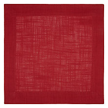 Buy John Lewis Hoxton Oxford Napkins Online at johnlewis.com
