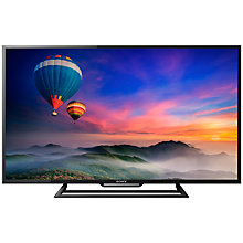 "Buy Sony Bravia KDL32R403CBU LED HD 1080p TV, 32"" with Freeview HD Online at johnlewis.com"