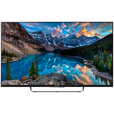Sony Bravia KDL50W80 LED HD 1080p 3D Android TV, 50