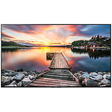 "Buy Sony Bravia KDL75W855CBU LED HD 1080p 3D Android TV, 75"" with Freeview HD, Youview & Built-In Wi-Fi Online at johnlewis.com"