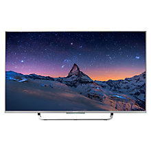 "Buy Sony KD43X8305CBU 4K Ultra HD Android TV, 43"" with Freeview HD and Built-In Wi-Fi Online at johnlewis.com"